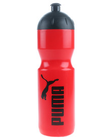 Puma Performance Fundamentals Water Bottle Red