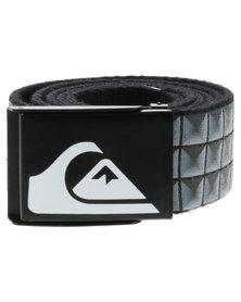 Quiksilver Low Rider Webbing Belt Black