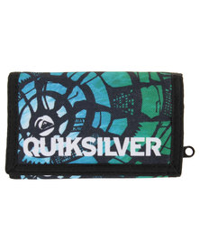 Quiksilver Beta Times Wallet Multi