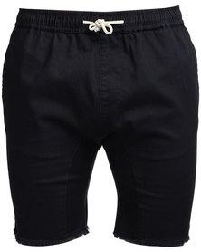 Quiksilver Johnnie 19 Inch Shorts Navy