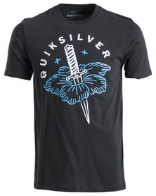Quiksilver Grade T-Shirt Black
