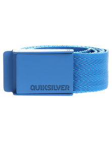 Quiksilver Principle Belt Blue