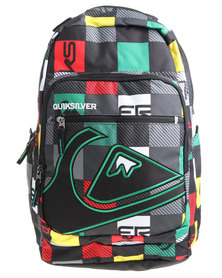 Quiksilver Schoolie Backpack Multi