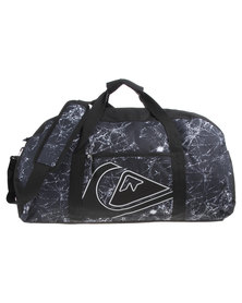 Quiksilver Medium Duffle Black