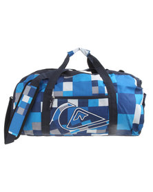 Quiksilver Medium Duffle Bag Blue