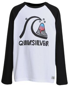 Quiksilver Boys Samoan T-Shirt Multi