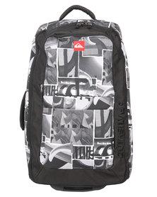 Quiksilver Slater Backpack Black