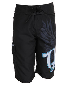 Quiksilver Readymade Board Shorts Black