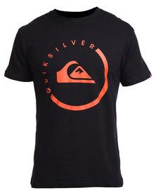 Quiksilver Everyday SS Tee Black
