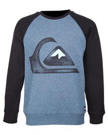 Quiksilver Basalt Sweater Blue