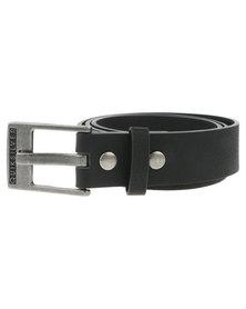 Quiksilver Jazz Street Belt Black