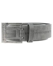 Quiksilver Stitchy Belt Grey