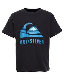 Quiksilver Tournament Tee Black