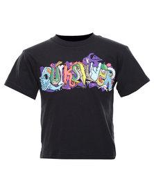 Quiksilver Fun Zone Tee Black