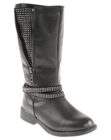 RAMPAGE GIRLS Mid Boot Black