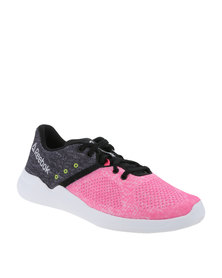Reebok Performance Cardio Edge Low Sneaker Pink
