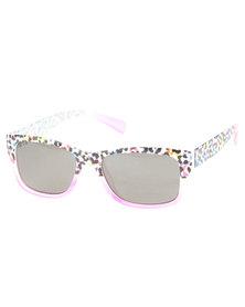 Revex Wayfarer Sunglasses Pink