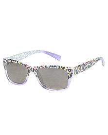 Revex Wayfarer Sunglasses Purple
