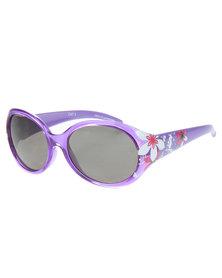 Revex Flower Sunglasses Purple