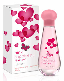 Revlon Pink Happiness First Love 50ml EDT Spray