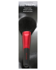 Revlon Face Powder Brush Black and Red