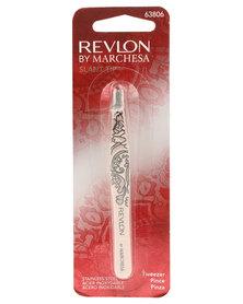 Revlon Designer Tweezers Pastel Pink