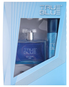 Revlon True Blue 100ml Cologne Spray & 120ml Deodorant Spray