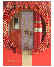 Revlon Unforgettable 60ml EDT Spray, 90ml Perfumed Body Spray & Gift