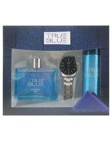Revlon True Blue Fragrance Gift Set