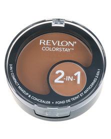 Revlon ColorStay Compact Makeup Caramel 1
