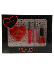 Revlon Deluxe Gift Set Lips & Tips
