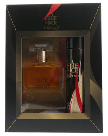 Revlon Fire & Ice Inferno Men's Gift Set
