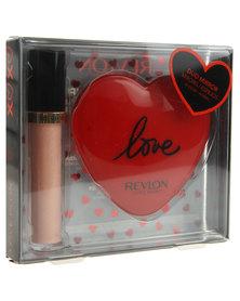 Revlon SuperLustrous Lipgloss Gift Set Pink