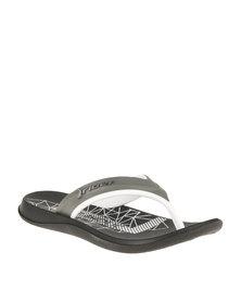 Rider Flip Flop Grey