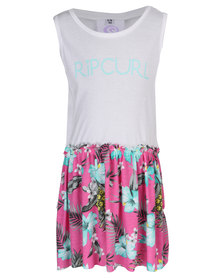 Rip Curl Aloha Dress Pink