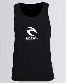 Rip Curl Original Icon Tank Black