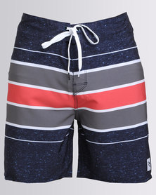 Rip Curl Mirage Slice Boardshorts Red