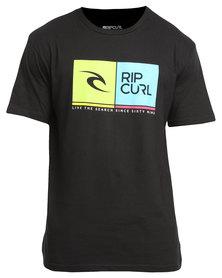 Rip Curl Premium T-Shirt Black