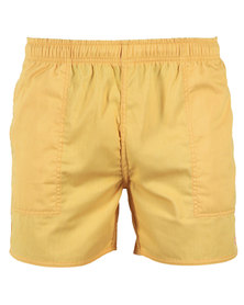 Rip Curl Aggrolite Revo Volley Shorts Yellow