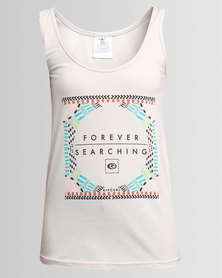 Rip Curl Forever Searching T-Shirt Grey