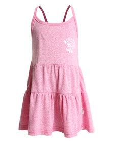 Rip Curl Mini Surf Dress Pink