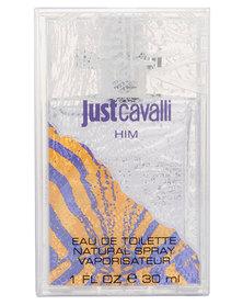 Robert Cavalli Just Cavalli Mens Eau De Toilette Spray