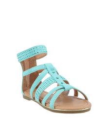Rock & Co Penny Sandals Blue