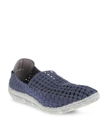 Rock Spring Casual Shoes Navy