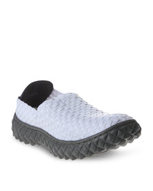 Rock Spring Casual Shoes White