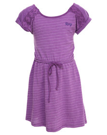 Roxy Holiday List Dress Purple