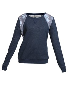 Roxy Noosa Dreams Sweater Navy