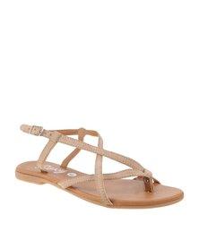 Roxy Ibiza Sandals Tan