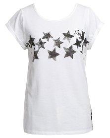 Roxy Stars DQ T-Shirt
