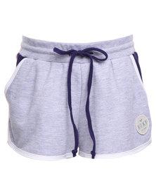 Roxy Girls Team Shorts Grey